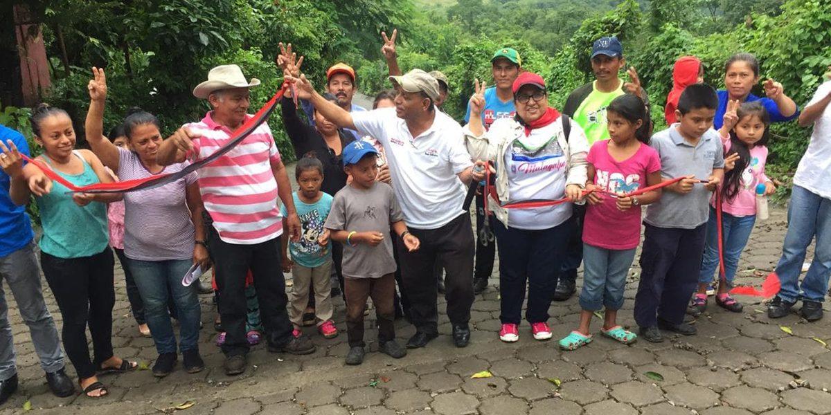 FAMILIAS DE SAN MARCOS No. 1, RECIBEN NUEVO PROYECTO