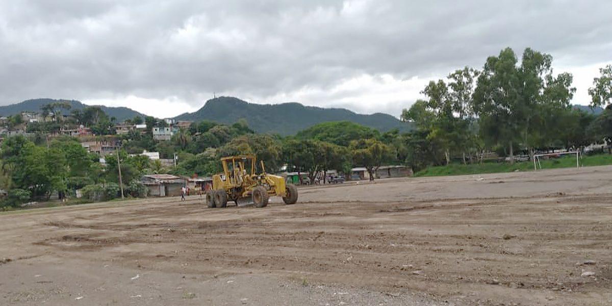 MANTENIMIENTO Y REPARACIONES EN EL CAMPO ELÍAS ALONSO