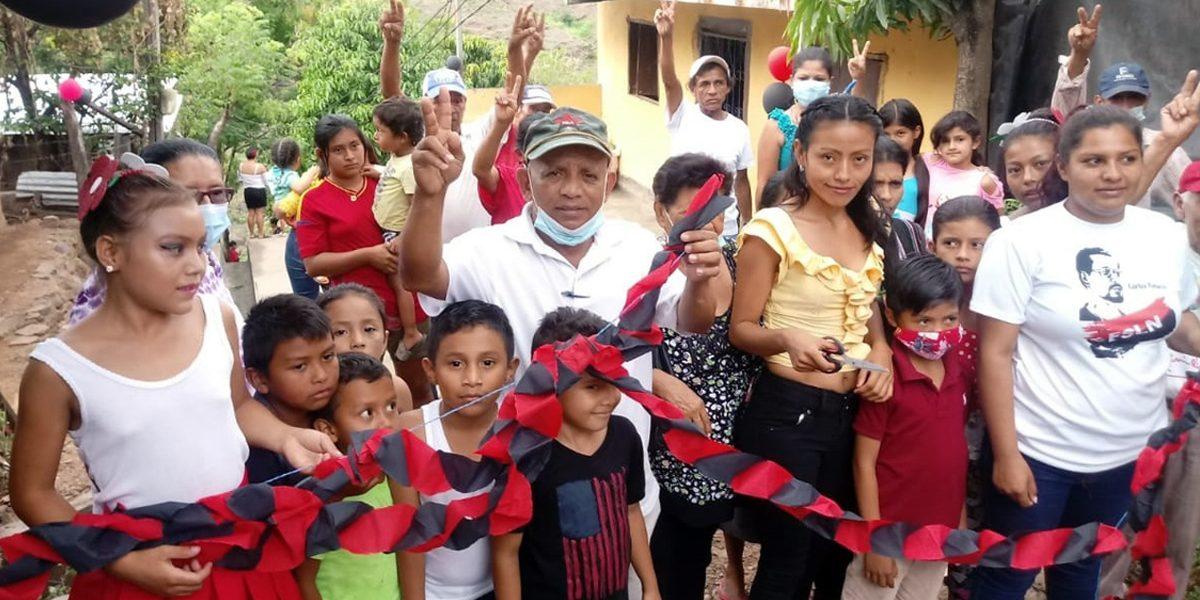 NUEVO PROYECTO YA BENEFICIA A FAMILIAS DEL NUEVO AMANECER