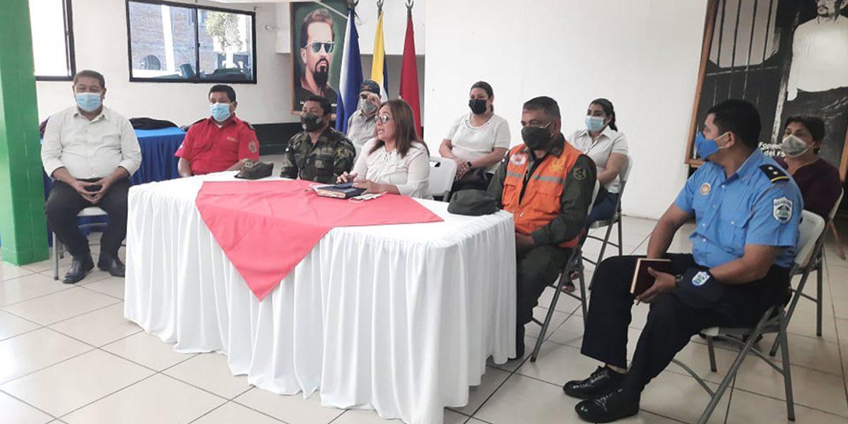 PREPARADOS PARA TERCER EJERCICIO PARA PROTEGER LA VIDA